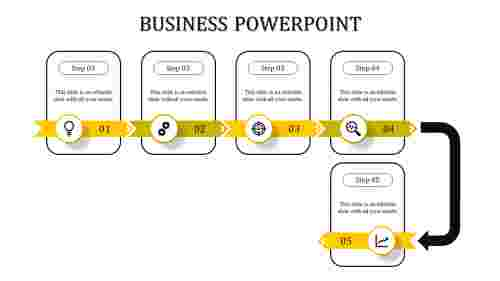 business powerpoint -business powerpoint -5-Yellow