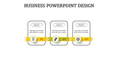 business powerpoint design-business powerpoint design-3-Yellow