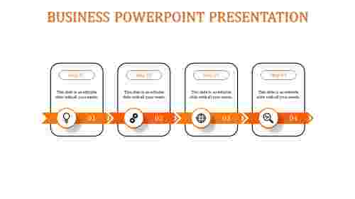 business powerpoint presentation-business powerpoint presentation-Orange