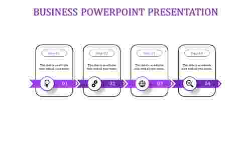 business powerpoint presentation-business powerpoint presentation-Purple