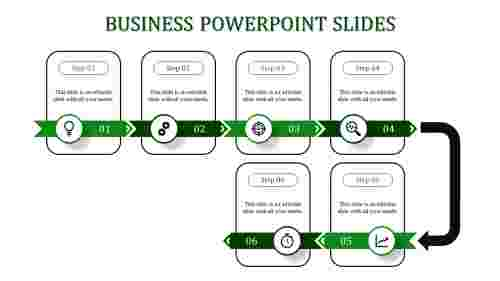 business powerpoint slides-business powerpoint slides-6-Green