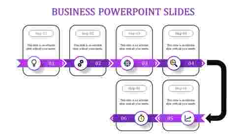 business powerpoint slides-business powerpoint slides-6-Purple
