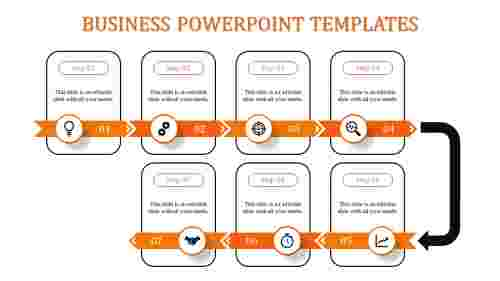 business powerpoint templates-business powerpoint templates-7-Orange