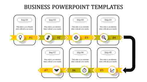 business powerpoint templates-business powerpoint templates-7-Yellow