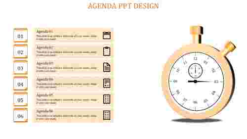 agenda ppt design-agenda ppt design-6-Orange