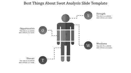 swot analysis slide template-Best Things About Swot Analysis Slide Template-Gray