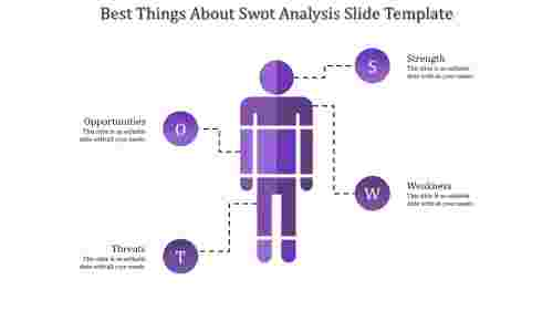 swot analysis slide template-Best Things About Swot Analysis Slide Template-Purple