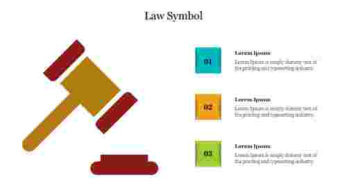 Editable%20Law%20Symbol%20PowerPoint%20Template