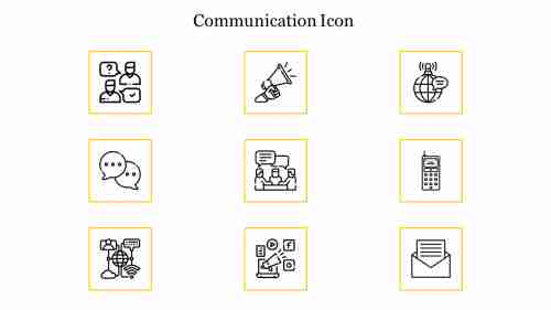 Innovative%20Communication%20Icon%20PPT%20Design