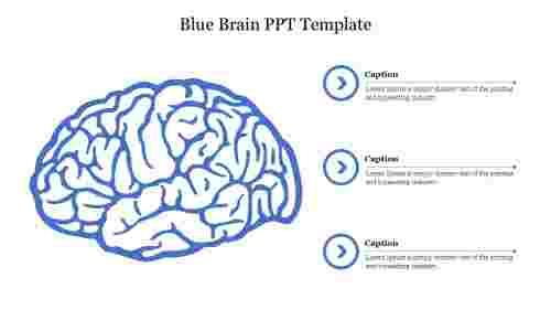 Blue%20Brain%20PPT%20Template%20Slide