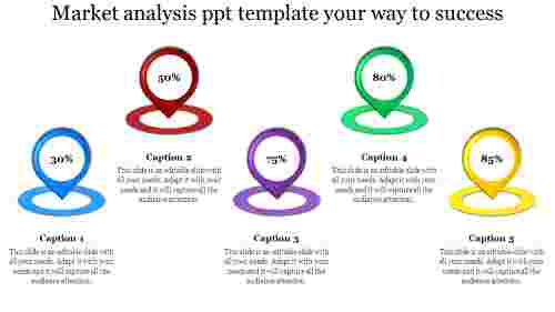 Market analysis ppt template-Market analysis ppt template your way to success-5-Multicolor