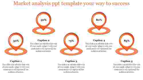 Market analysis ppt template-Market analysis ppt template your way to success-5-Orange