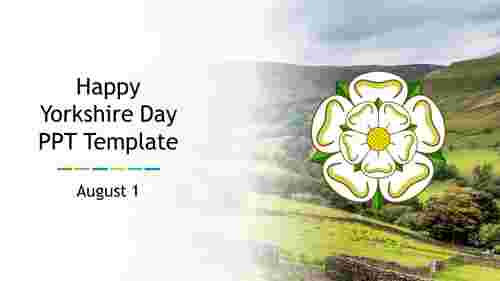 Happy%20Yorkshire%20Day%20PPT%20Template%20Design
