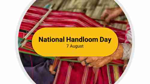 Creative%20National%20Handloom%20Day%20PPT%20Template