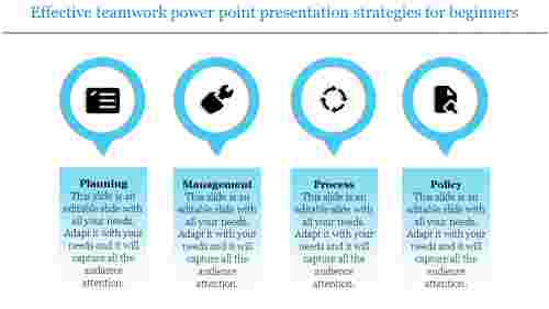 effective teamwork power point present