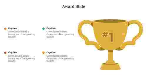 Editable%20Award%20Slide%20For%20PPT%20Presentation