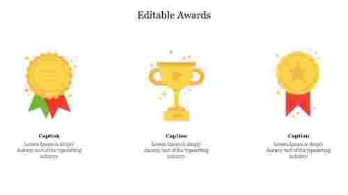Editable%20Awards%20PPT%20Template%20Design