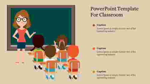Best%20PowerPoint%20Template%20For%20Classroom%20Slide
