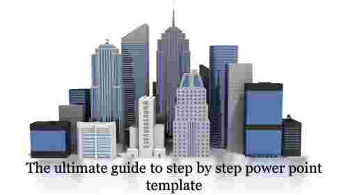 step by step powerpoint template