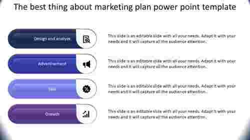 Few Things About Marketing Plan Powerpoint Template