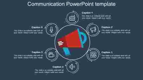 ThebestCommunicationpowerpointtemplate