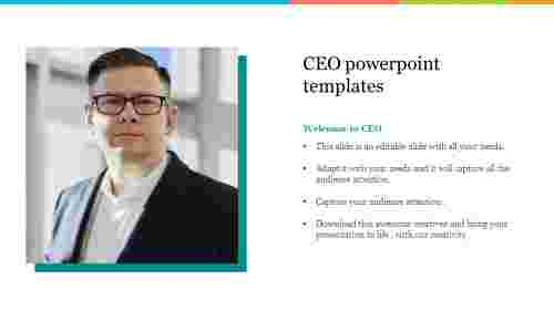 Best ceo powerpoint templates