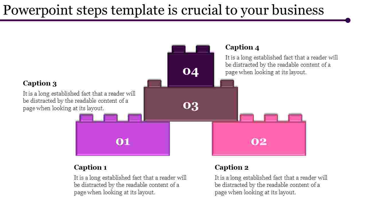 powerpoint steps template-Powerpoint steps template is crucial to your business