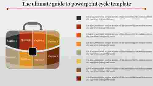 powerpoint cycle template