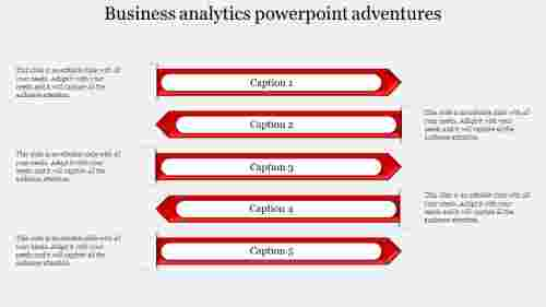Business Analytics Powerpoint-Zigzag Model