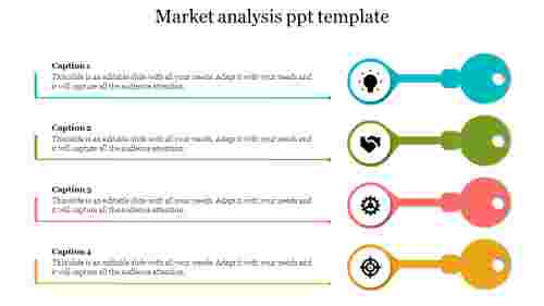 market analysis ppt template