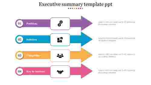 Executive%20Summary%20Template%20PPT%20For%20PowerPoint%20Slide