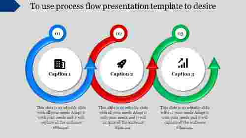 Five Great Process Flow Presentation Template Ideas That You Can Share With Your Friends.