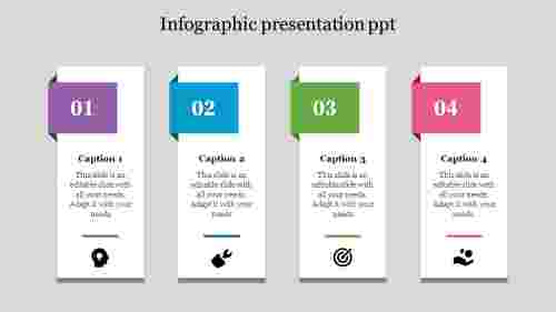 Best Infographic Presentation Powerpoint Layout