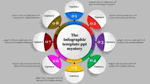 Best Circular Infographic Template PPT Presentation
