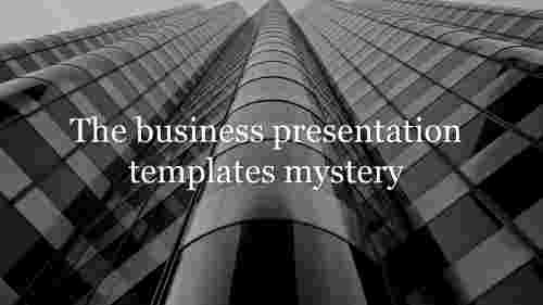 background theme business presentation template-company picture