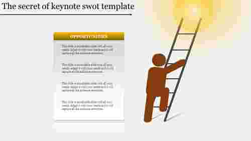 keynote SWOT template-Opportunities