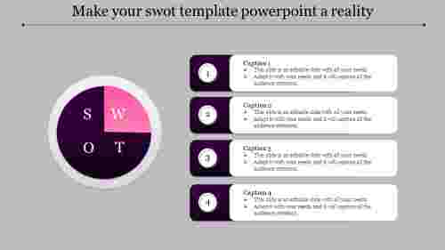 Turn Your Swot Template Powerpoint  to Fantastic