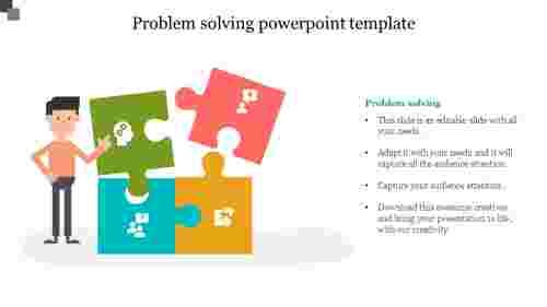 Best problem solving powerpoint template