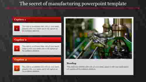 manufacturing powerpoint template - About Us