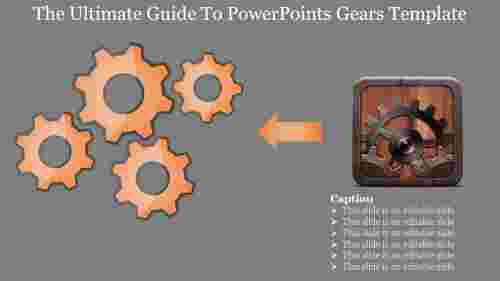 powerpoint gears template