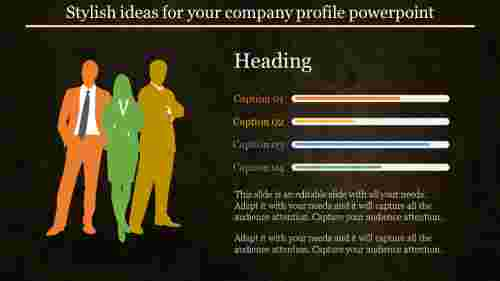 company profile powerpoint