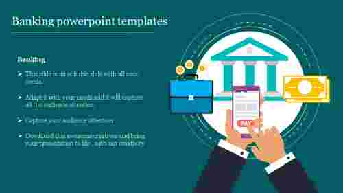 Best Banking PowerPoint Template