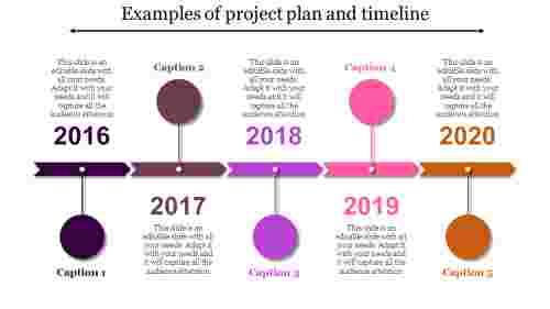 Progressive Project Plan And Timeline