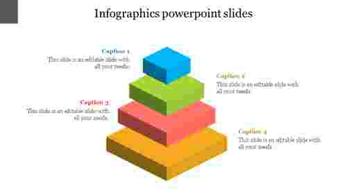 Cubes Infographic Powerpoint Slides