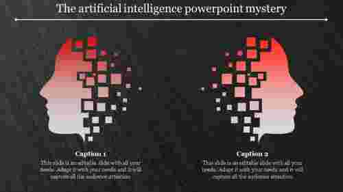 Comparison Artificial Intelligence Powerpoint