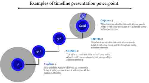 Infographic timeline presentation powerpoint