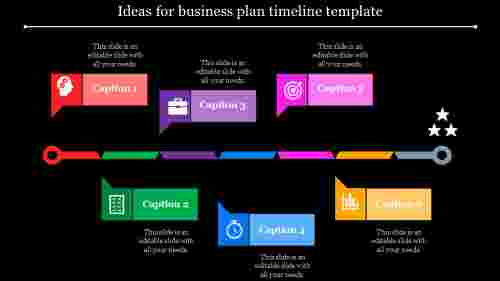 Simple Ideas For Business Plan Timeline Template