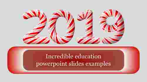 2019 education PowerPoint template