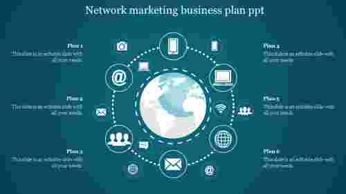 Network Marketing Business Plan PPT
