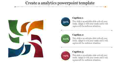 analytics powerpoint template